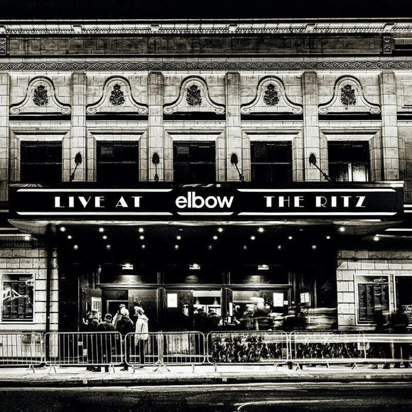 Elbow - Live at The Ritz - An Acoustic Performance-LP-Polydor- 848609-Muckypeg records