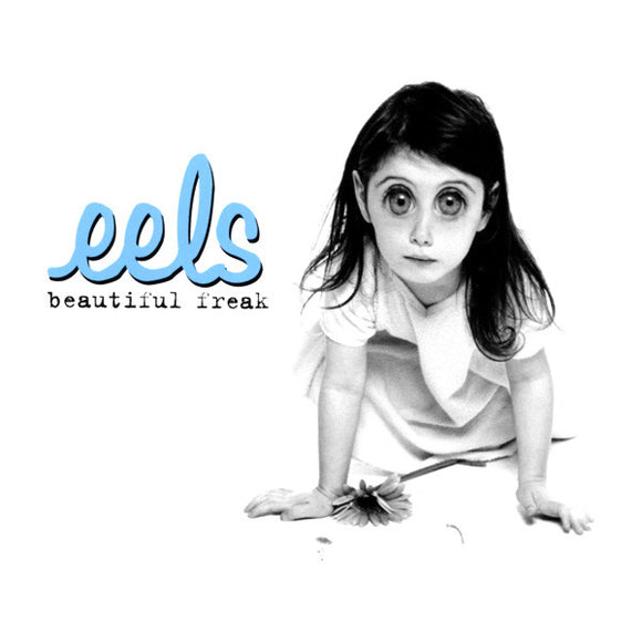 Eels ‎– Beautiful Freak-LP-DreamWorks- 600753377154-Muckypeg records