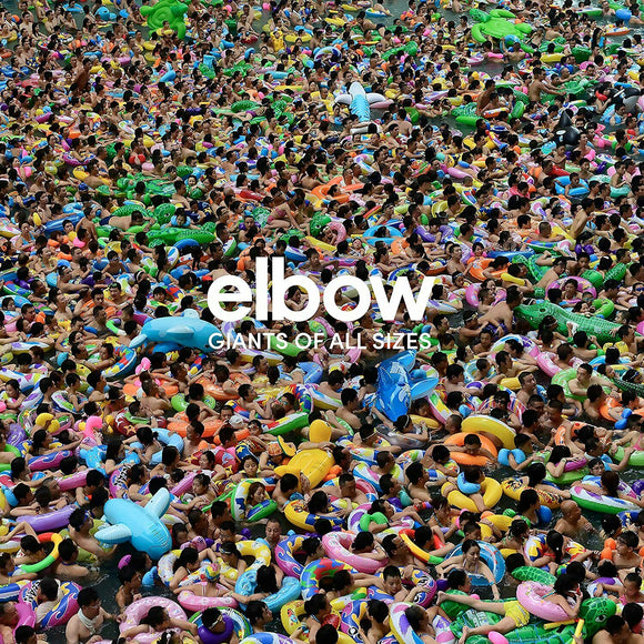 Elbow ‎– Giants Of All Sizes-LP-Polydor- 7764404-Muckypeg records