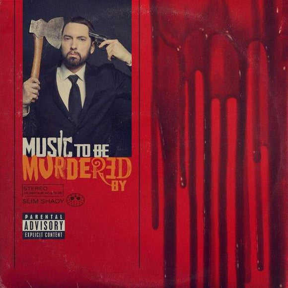 Eminem - Music To Be Murdered By-LP-Polydor- 873517-Muckypeg records