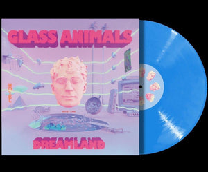 Glass Animals - Dreamland-LP-Polydor- 883363-Muckypeg records