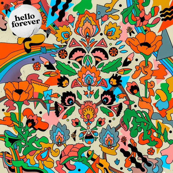 Hello Forever - Whatever It Is-LP-Rough Trade- -Muckypeg records