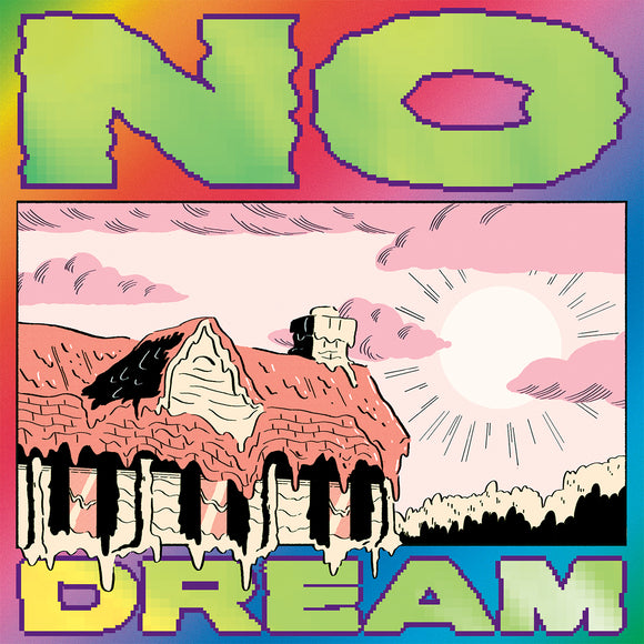 Jeff Rosenstock - No Dream-LP-Specialist Subject- SPS086V-Muckypeg records