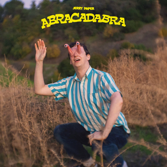 Jerry Paper - Abracadabra-LP-Stones Throw- -Muckypeg records