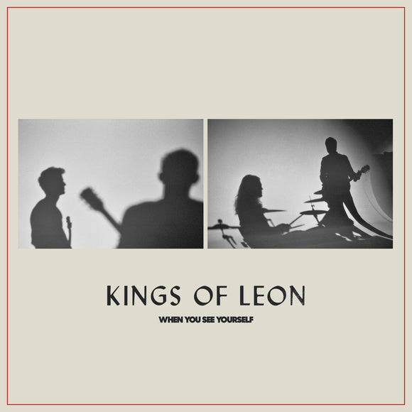 Kings of Leon - When You See Yourself | Black Vinyl-LP-RCA- 19439746871-Muckypeg records
