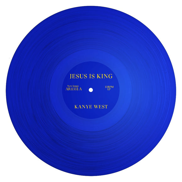 Kanye West – Jesus Is King-LP-Def Jam Recordings- 0846466-Muckypeg records