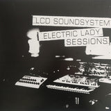 LCD Soundsystem ‎– Electric Lady Sessions-LP-Columbia Records- LC00162-Muckypeg records