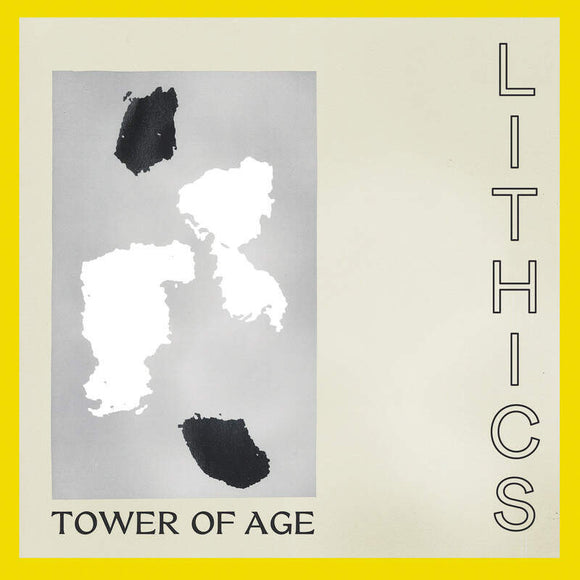 Lithics - Tower of Age-LP-Trouble In Mind Records- -Muckypeg records