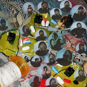 Nick Hakim – WILL THIS MAKE ME GOOD-LP-ATO Records- ATO0514LP-Muckypeg records
