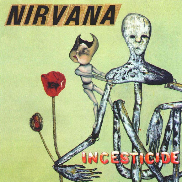 Nirvana ‎– Incesticide (25th Anniversary)-LP-Sub Pop- 3720483-Muckypeg records