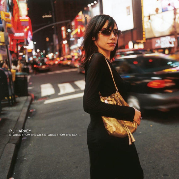PJ Harvey - Stories From The City, Stories From The Sea-LP-UMC/Island- 0898541-Muckypeg records