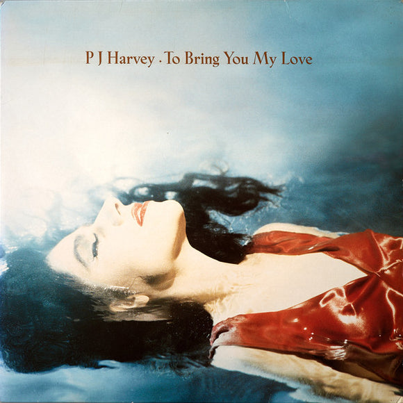 PJ Harvey - To Bring You My Love (Remastered)-LP-Island- 896473-Muckypeg records