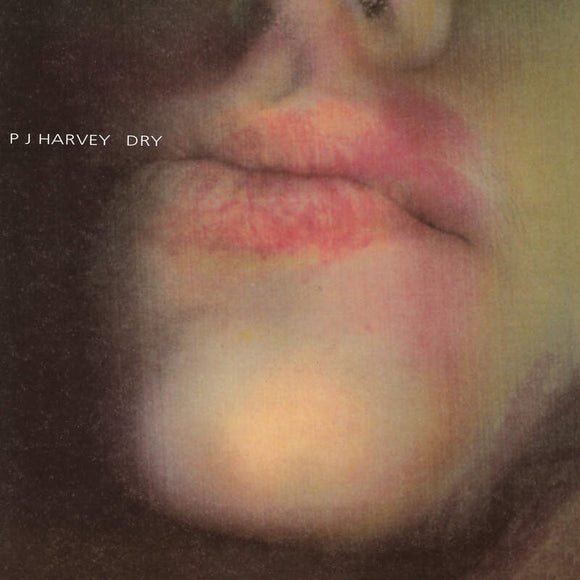 PJ Harvey - Dry (Remastered)-LP-Too Pure- PURE10LP-Muckypeg records