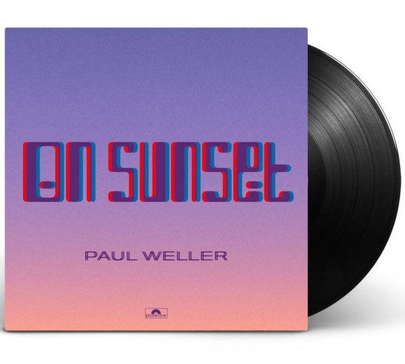 Paul Weller - On Sunset-LP-Polydor- 859857-Muckypeg records