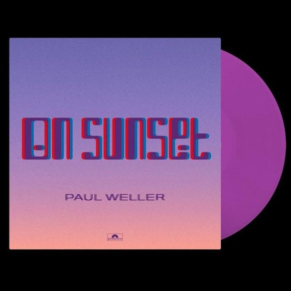 Paul Weller - On Sunset-LP-Polydor- 880416-Muckypeg records