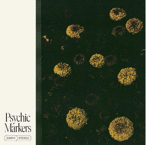 Psychic Markers - Psychic Markers-LP-Bella Union- BELLA999V-Muckypeg records