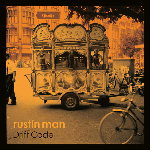 Rustin Man ‎– Drift Code-LP-Domino- WIGLP414-Muckypeg records