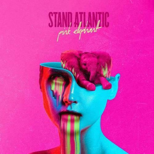 Stand Atlantic - Pink Elephant-LP-Hopeless Records, Inc.- HR2817-1-Muckypeg records