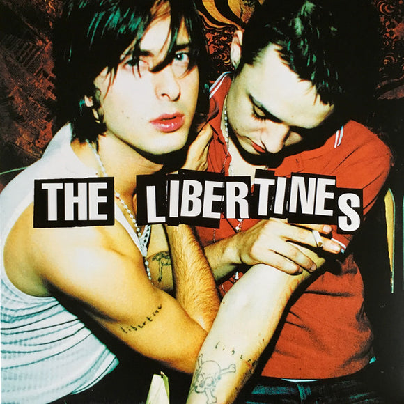 The Libertines ‎– The Libertines-LP-Rough Trade- RTRADLP166-Muckypeg records