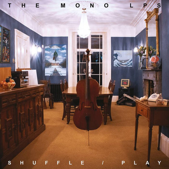 The Mono LPs	- Shuffle/Play-LP-Fretsore Records Ltd- FR23-Muckypeg records