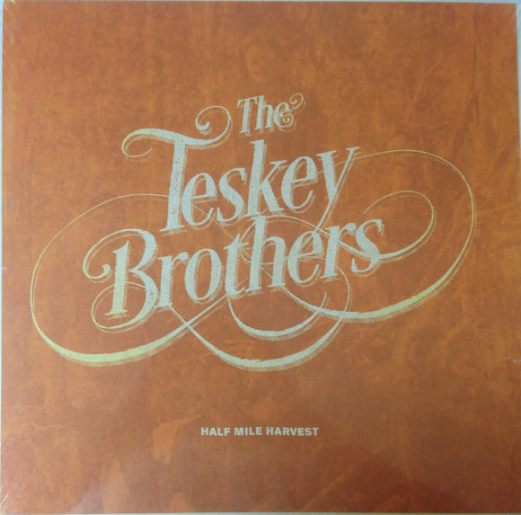 The Teskey Brothers - Half Mile Harvest-LP-Decca- 6798413-Muckypeg records