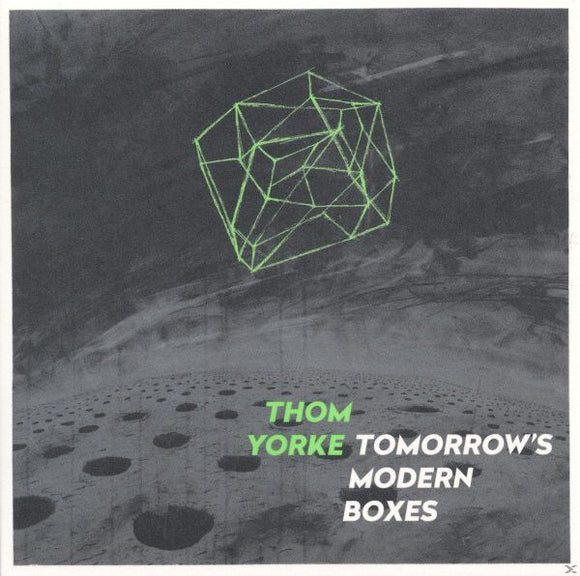 Thom Yorke ‎– Tomorrow's Modern Boxes-LP-XL Recordings- XLLP866-Muckypeg records