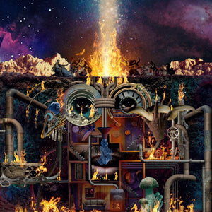 Flying Lotus ‎– Flamagra-LP-Warp Records- WARPLP291-Muckypeg records