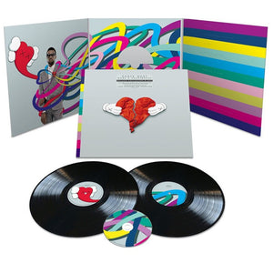 Kanye West – 808s & Heartbreak-LP-Roc-A-Fella Records- 1787281-Muckypeg records