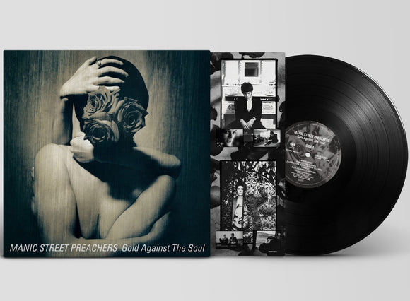 Manic Street Preachers - Gold Against The Soul (Remastered) Vinyl-LP-Sony- 19439733611-Muckypeg records
