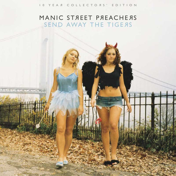 Manic Street Preachers - Send Away the Tigers: 10 Year Collectors Edition-LP-Sony- 88985416431-Muckypeg records