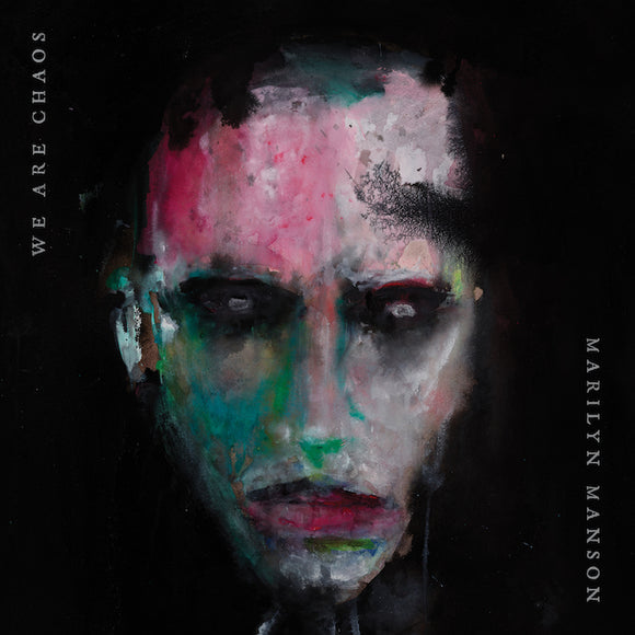 Marilyn Manson – WE ARE CHAOS-LP-Loma Vista / Caroline International- -Muckypeg records