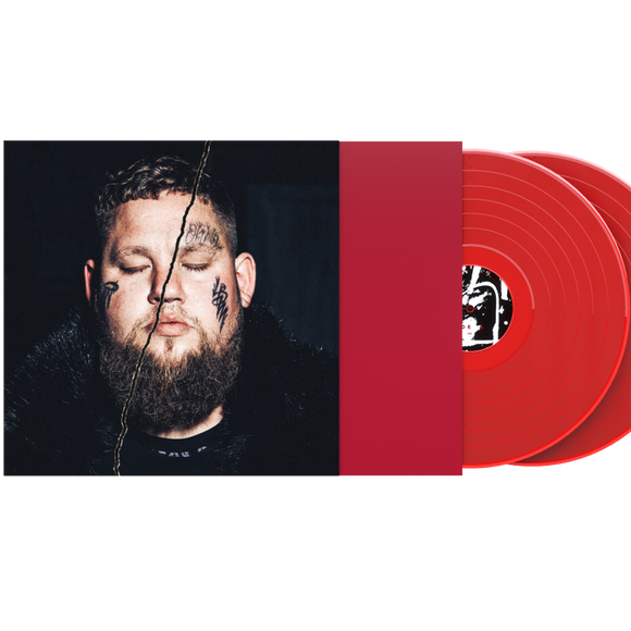 Rag 'N' Bone Man - Life By Misadventure-LP-Columbia Records- 19439855001-Muckypeg records
