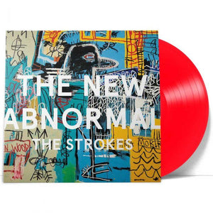 The Strokes - The New Abnormal | Red Vinyl-LP-RCA- 19439735241-Muckypeg records