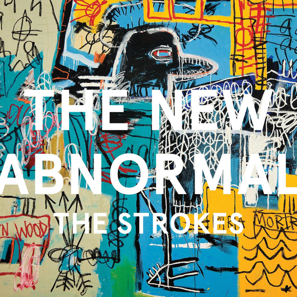 The Strokes - The New Abnormal | Black Vinyl-LP-RCA- 19439705881-Muckypeg records