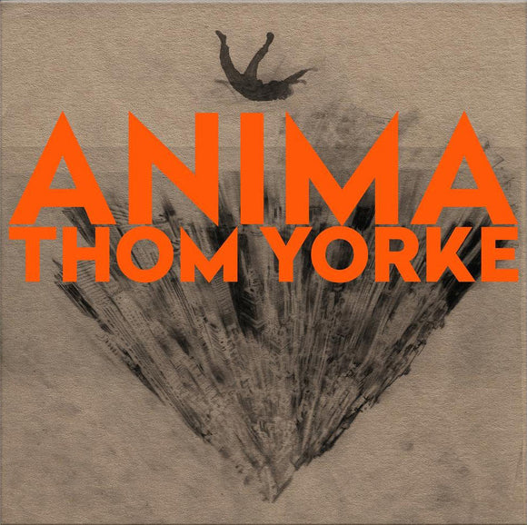 Thom Yorke - Anima-LP-XL Recordings- XL987LP-Muckypeg records