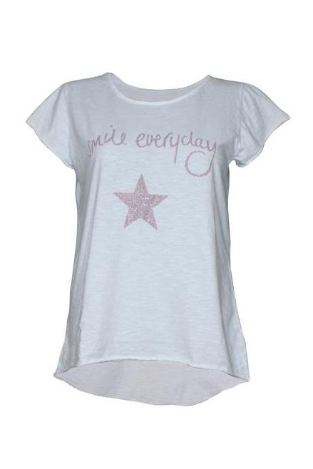 Camiseta smile everyday