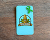 Hope Ribbon Pin - Green