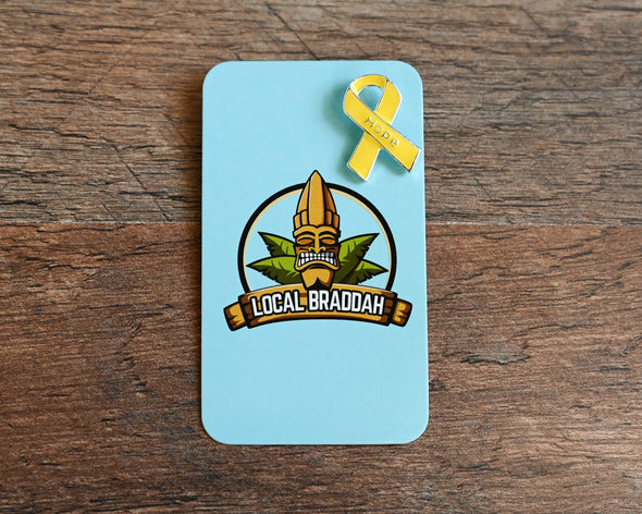 Hope Ribbon Pin