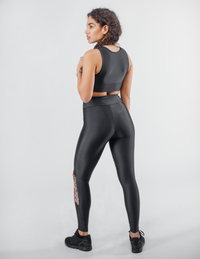 Bogolan Non-See-Through Leggings