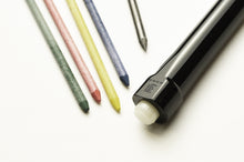 Load image into Gallery viewer, Model 90 Artium Pencil - Black & Creme'