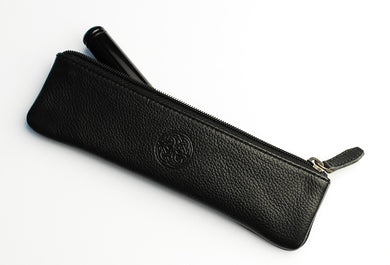 Zippered Single Pen Pouch