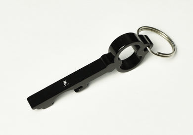 Key Shape Ring and Bottle Opener