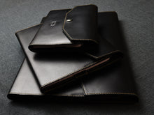 Load image into Gallery viewer, Leather Notebook Covers for A size
