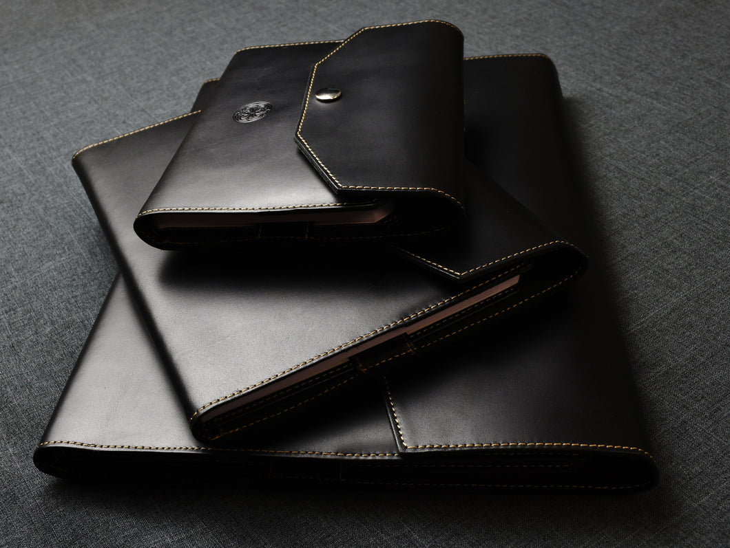 Leather Notebook Covers for A size