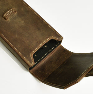 New Penvelope 3 Boot Brown Leather