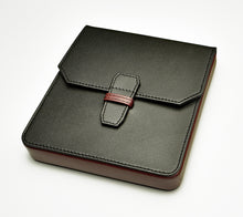 Load image into Gallery viewer, New Penvelope 6 Black Merlot Leather