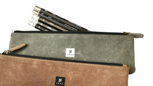 Canvas Pencil Pouch
