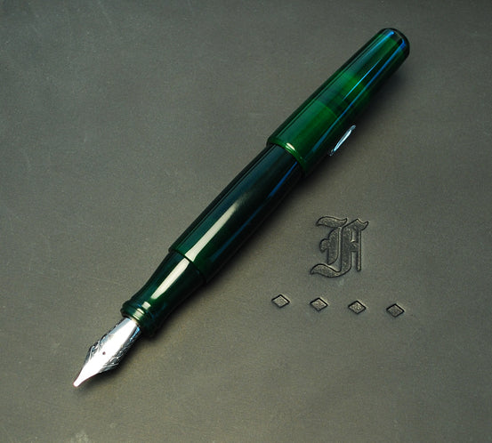 pocket 66 FP - Solid Emerald