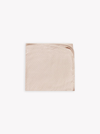 pointelle baby blanket | rose - Quincy Mae | Baby Basics | Baby Clothing | Organic Baby Clothes | Modern Baby Boy Clothes |