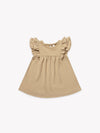 Flutter Dress | Honey - Quincy Mae | Baby Basics | Baby Clothing | Organic Baby Clothes | Modern Baby Boy Clothes |
